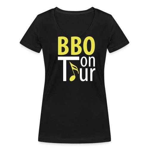 Frauen Shirt mit V-Ausschnitt - Frauen Bio-T-Shirt mit V-Ausschnitt von Stanley & Stella