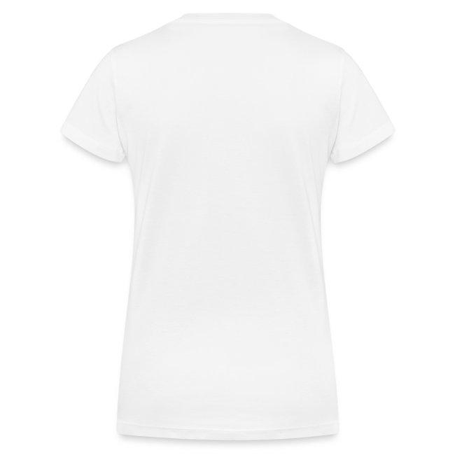 /dev/null as a Service - Frauen T-Shirt mit V-Ausschnitt