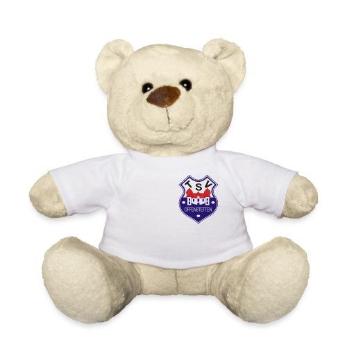 Teddy mit Logo und Text zum selbstgestalten - Teddy