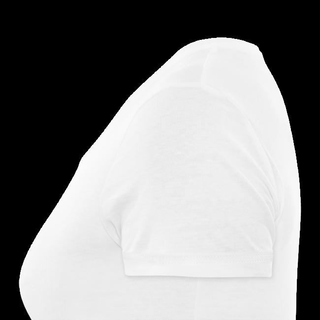 T-shirt V: Fly Yuneec (woman) | White