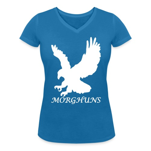 More than 20 years... Ladies - Women's Organic V-Neck T-Shirt by Stanley & Stella