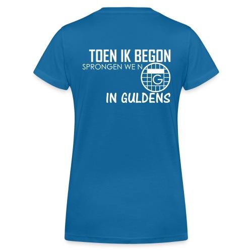 Toen Ik Begon - Vrouwen bio T-shirt met V-hals van Stanley & Stella