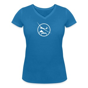 LOIK T-Shirt Damen - Frauen Bio-T-Shirt mit V-Ausschnitt von Stanley & Stella