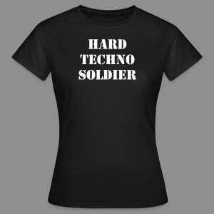 HT Soldier Women | Bassbottle Logo - Frauen T-Shirt