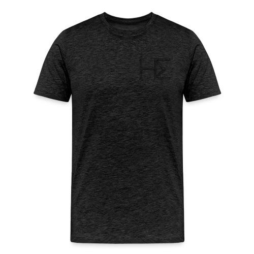 Circurt Hesperaxa logo men's t shirt - Men's Premium T-Shirt