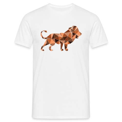 Lion ♂ - Männer T-Shirt