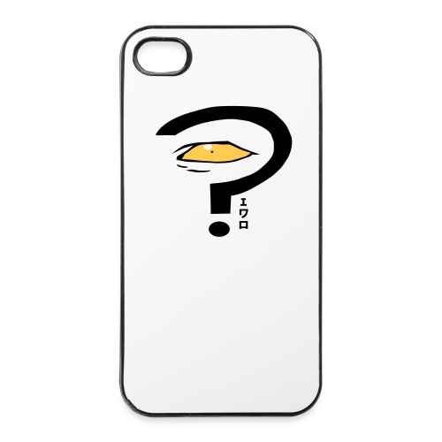 Ido phone case - iPhone 4/4s Hard Case