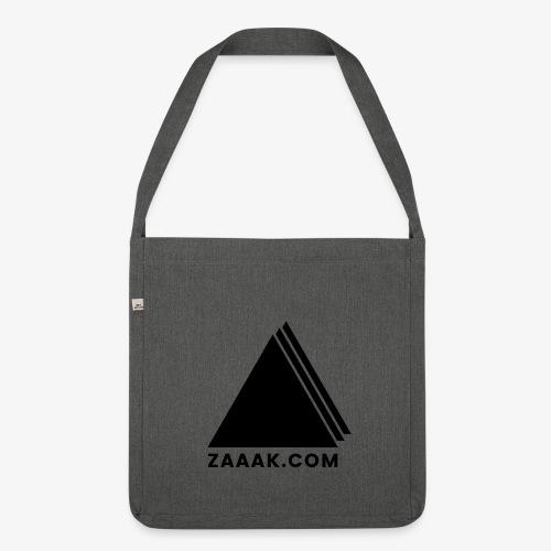 ZAAAK.com Recycling-Tasche  - Schultertasche aus Recycling-Material