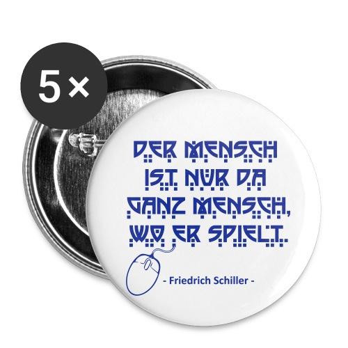 Button Gamer Statemement - Buttons mittel 32 mm