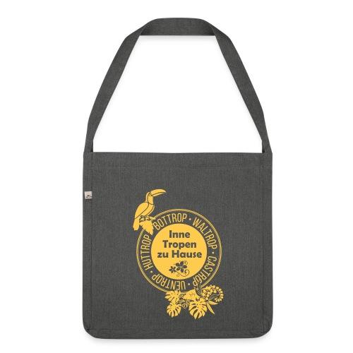 Tropen-Tasche - Schultertasche aus Recycling-Material