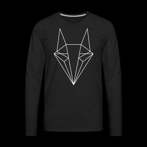 KJ Fox Longsleeve - Männer Premium Langarmshirt