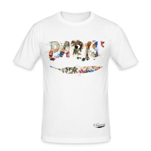 PARIS by Cheyennes [2017] (H) - *Limited Edition* - Tee shirt près du corps Homme