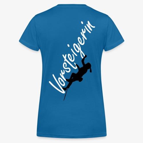 Vorsteigerin (women) - Frauen Bio-T-Shirt mit V-Ausschnitt von Stanley & Stella
