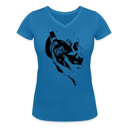 Hamlet - T-shirt bio col V Stanley & Stella Femme