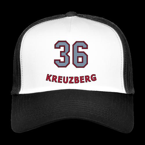 KREUZBERG 36 - Trucker Cap