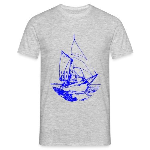 Silouette - Männer T-Shirt