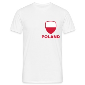 Poland Polska Polonia - Men's T-Shirt