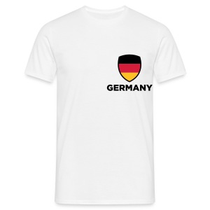 Germany Deutschland Germania - Men's T-Shirt