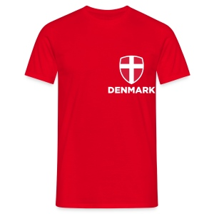 Denmark - Men's T-Shirt