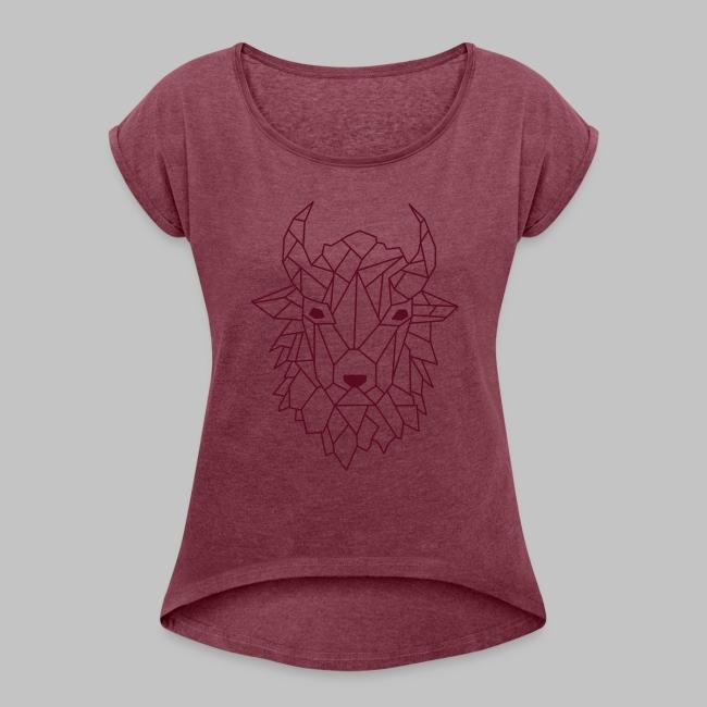 T-shirt femme Bison