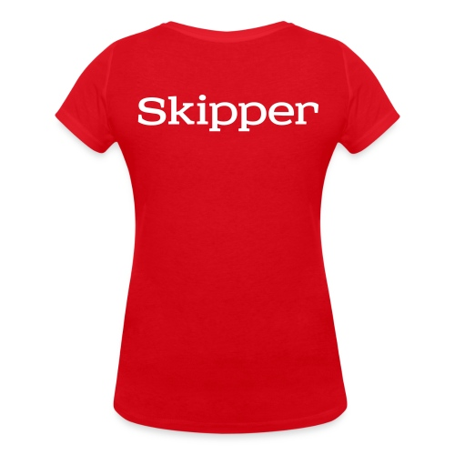 SailNow - Skipper - Frauen Bio-T-Shirt mit V-Ausschnitt von Stanley & Stella