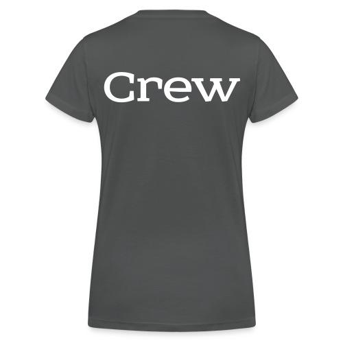 SailNow - Crew - Frauen Bio-T-Shirt mit V-Ausschnitt von Stanley & Stella