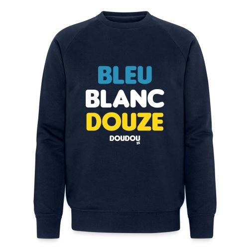 Bleu Blanc Douze  Homme - Sweat-shirt bio Stanley & Stella Homme