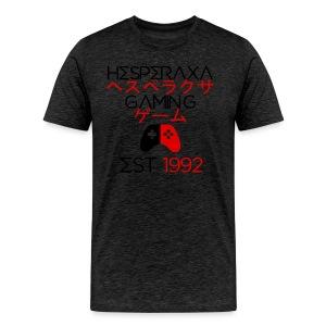 Hespraxa est.1992 japanese style mens shirt  - Men's Premium T-Shirt