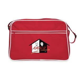 Tasche mit Amalu Logo - Retro Tasche