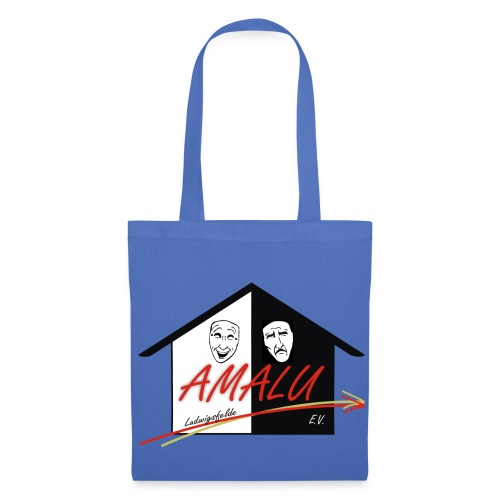 Tragetasche mit Amalu Logo - Stoffbeutel