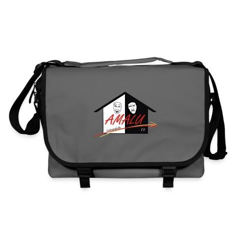 Tasche mit Amalu Logo - Umhängetasche
