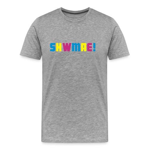 Shwmae! - Men's Premium T-Shirt