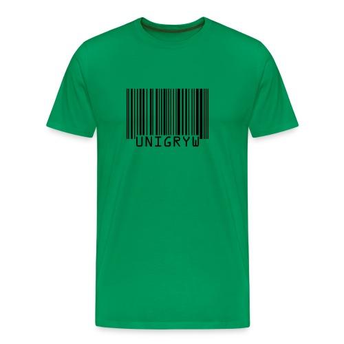 Unigryw / Unique - Men's Premium T-Shirt