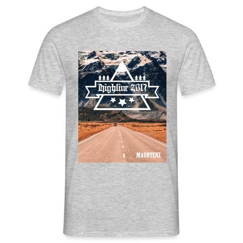Mauntenz Highline 2017 - Männer T-Shirt