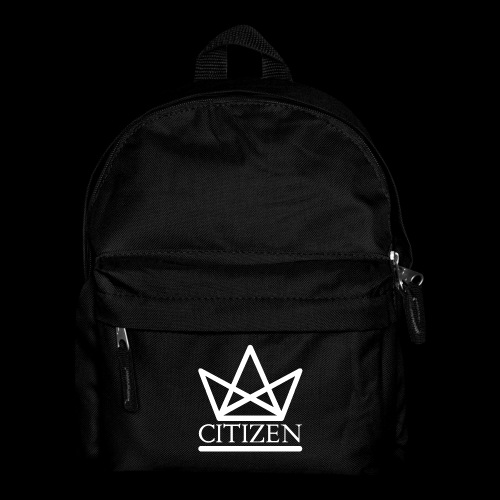Citizen Logo Backpack - Black - Kids' Backpack
