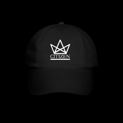 Citizen Logo Baseball Hat - Black - Baseball Cap