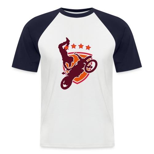 Stunt - Männer Baseball-T-Shirt