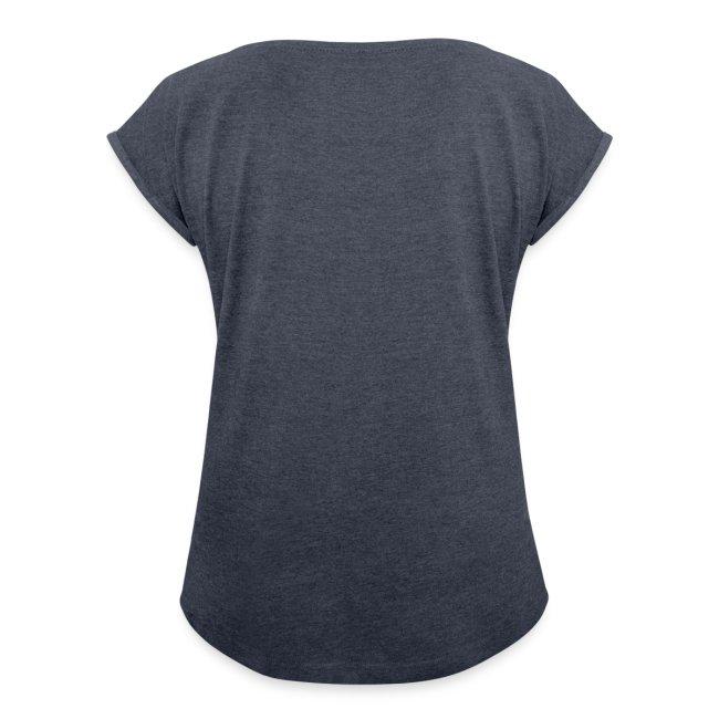Moustache (velvety) - Women's Boyfriend Shirt