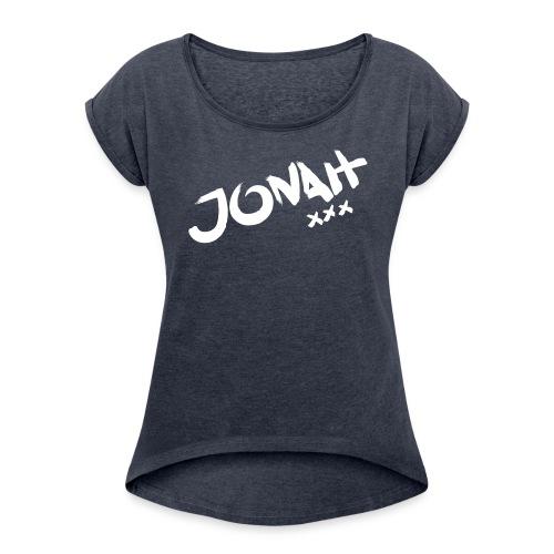 Jonah Shirt - Frauen T-Shirt mit gerollten Ärmeln