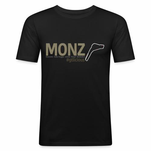 GT Licious : Monza - T-shirt près du corps Homme