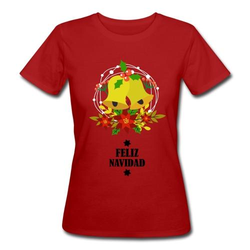Camiseta mujer navidad 2017 - Camiseta ecológica mujer