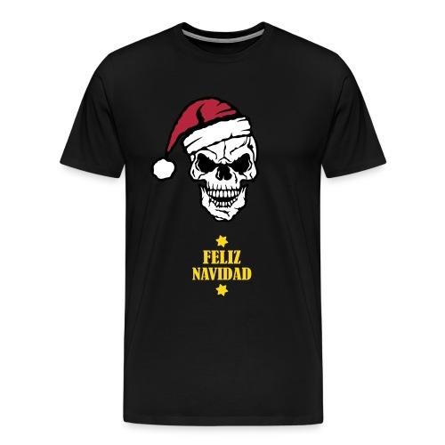 Camiseta hombre navidad 2017 - Camiseta premium hombre