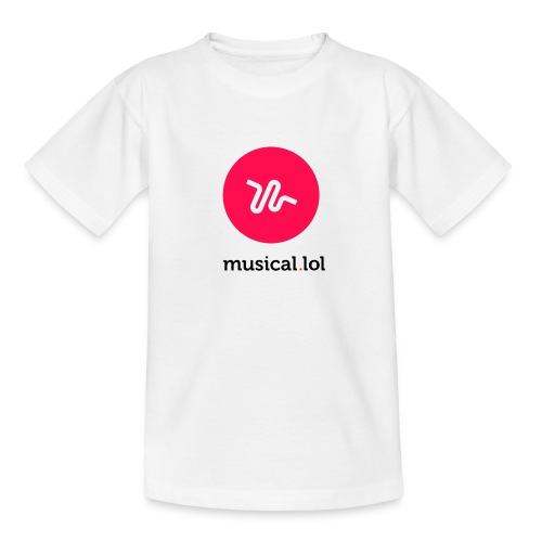 T-shirt Enfant - Musical.lol - T-shirt Enfant