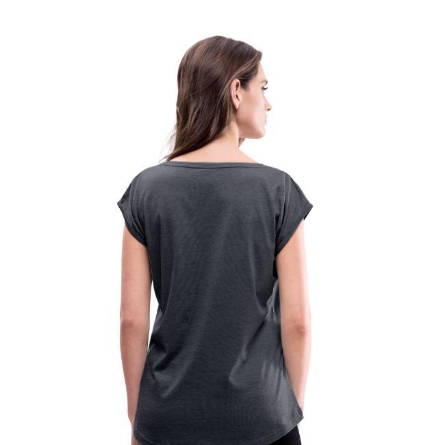 Kringel Schildkröte Damen T-Shirt