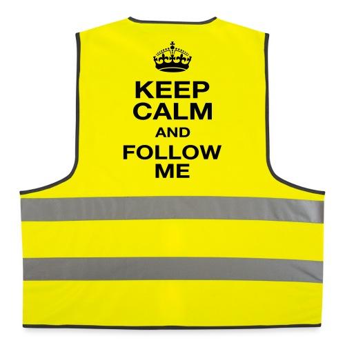 Warnweste Follow me - Warnweste