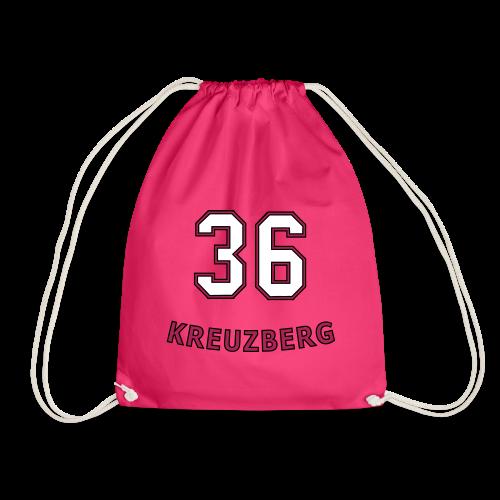 KREUZBERG 36 - Turnbeutel