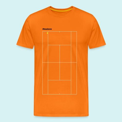 4tealove - Männer Premium T-Shirt