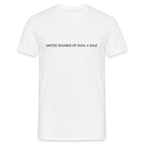 UNITED SOUNDS OF S4S - Men's T-Shirt