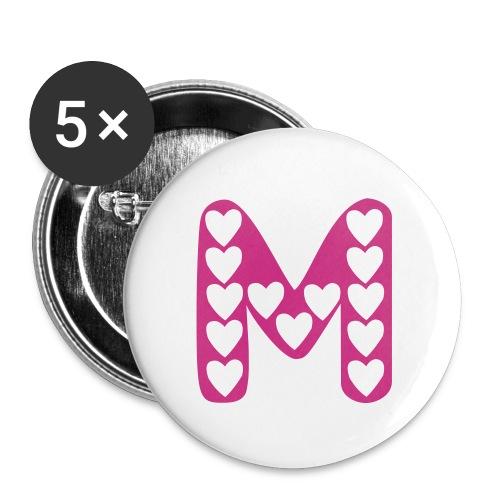 Meekyz-- BADGER - Badge petit 25 mm