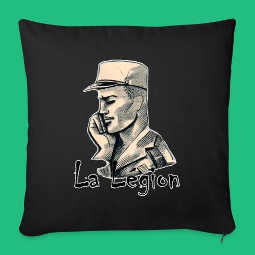 LA LEGION - Housse de coussin décorative 44x 44cm
